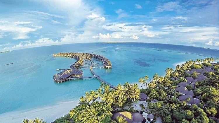 Lusso e relax alle Maldive presso il The Sun Siyam Iru Fushi 5 Stelle