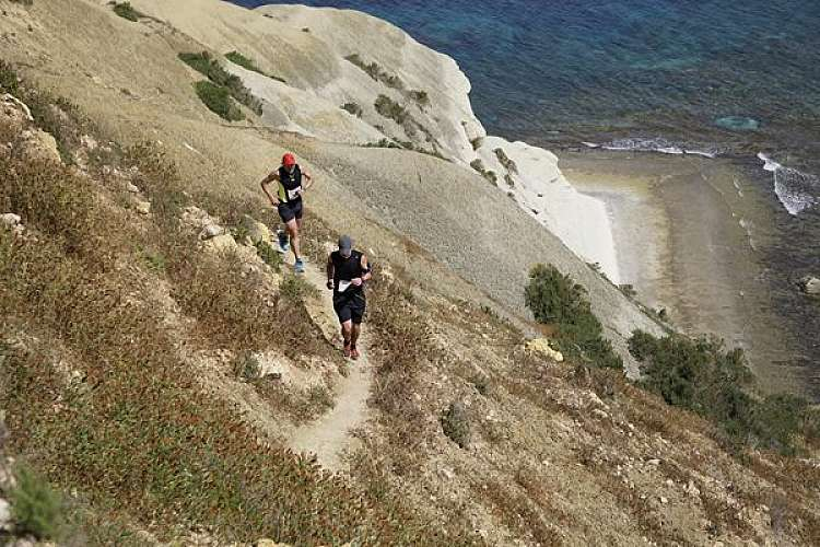 Triathlon: Corsa