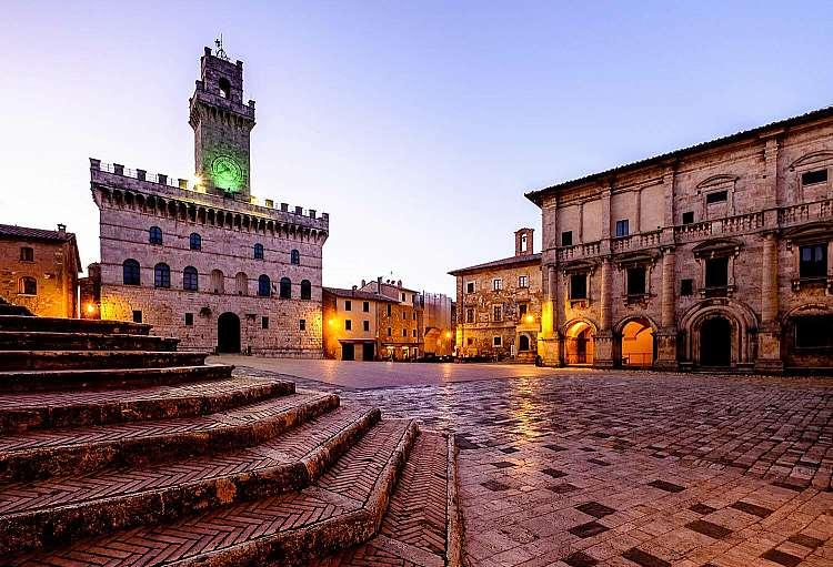 Tour classico di Firenze e i vini del Chianti e di Montepulciano
