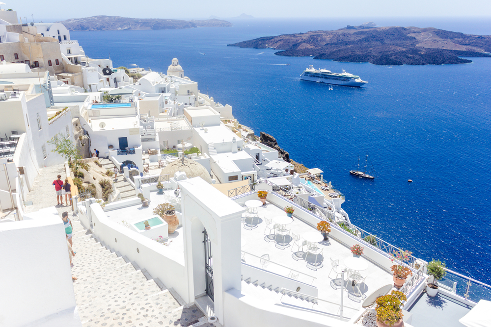 Grecia Crociera Sailing Village - Luglio e Agosto