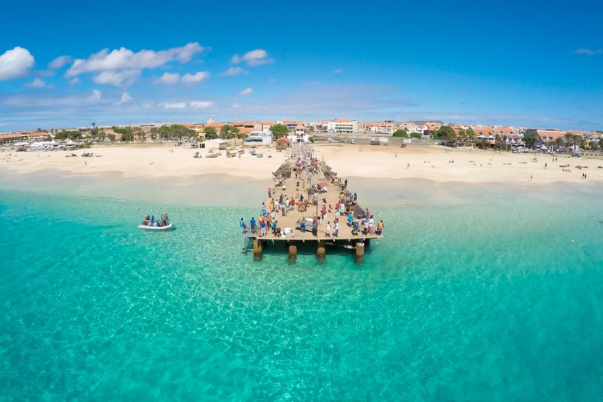 La tua settimana tutto incluso a Capo Verde a soli 848 euro