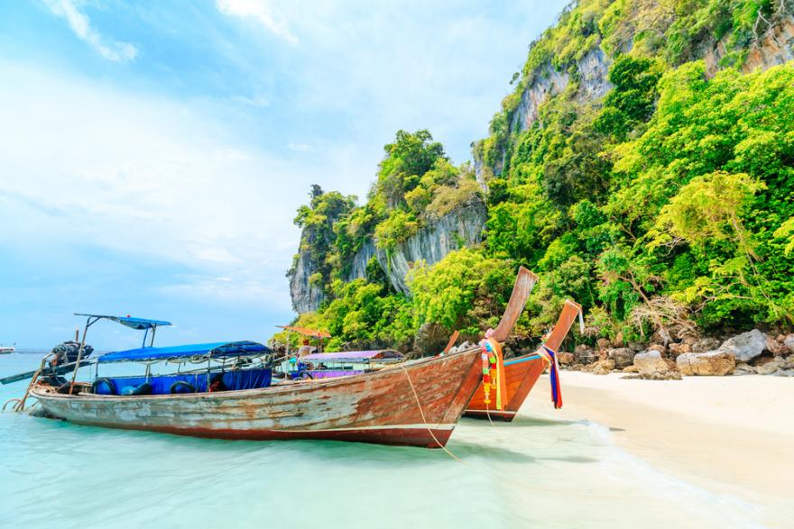 Capodanno in Thailandia, volo e 8 notti a Phuket a soli 1500 euro