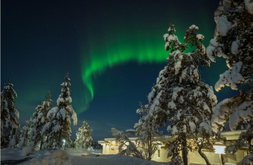 Tour nella Lapponia finlandese da 720€
