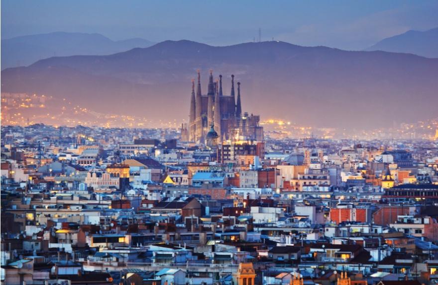 Epifania: vola a Barcellona a 504€