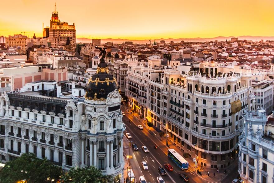 Capodanno a Madrid da 554 euro