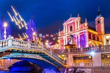 Mercatini di Natale: Postumia, Lubiana e Istria da 430 euro mezza pensione