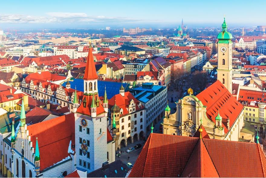 Capodanno a Monaco di Baviera a 454 euro