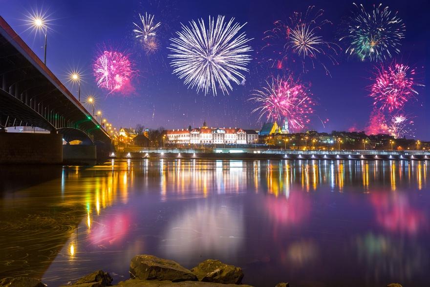 Capodanno a Varsavia da 445 euro
