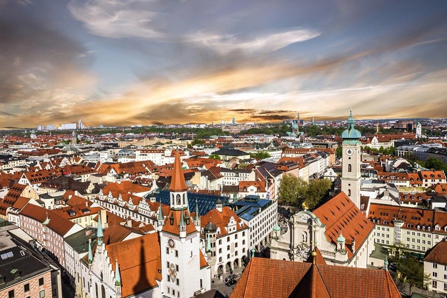 Mercatini di Natale e Capodanno a Monaco di Baviera
