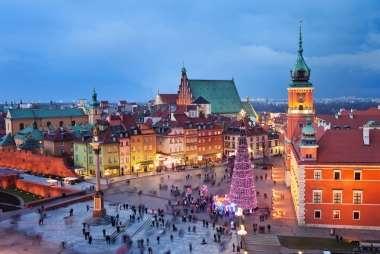 Mercatini di Natale in Polonia a 546 euro solo colazione
