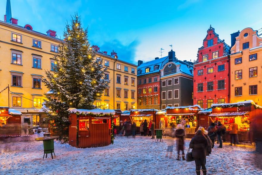 Mercatini di Natale in Svezia a 334 euro