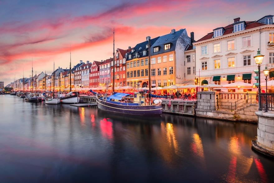 Mercatini di Natale a Copenhagen a 690 euro
