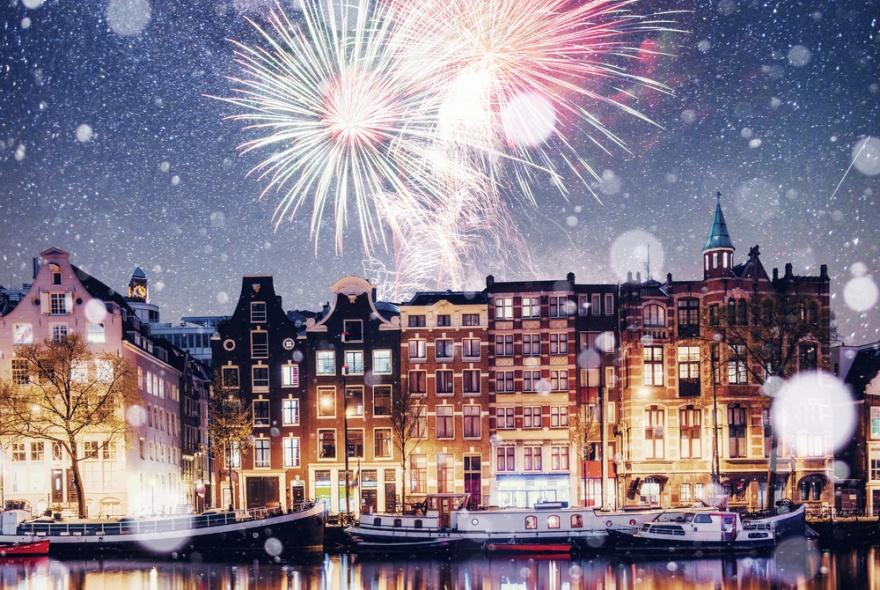 Capodanno ad Amsterdam da 579 euro