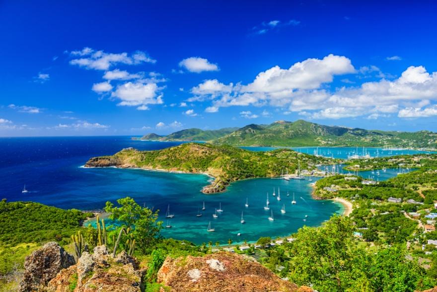 Settimana in Antigua e Barbuda, Saint John's e Hodges da 1.570 euro