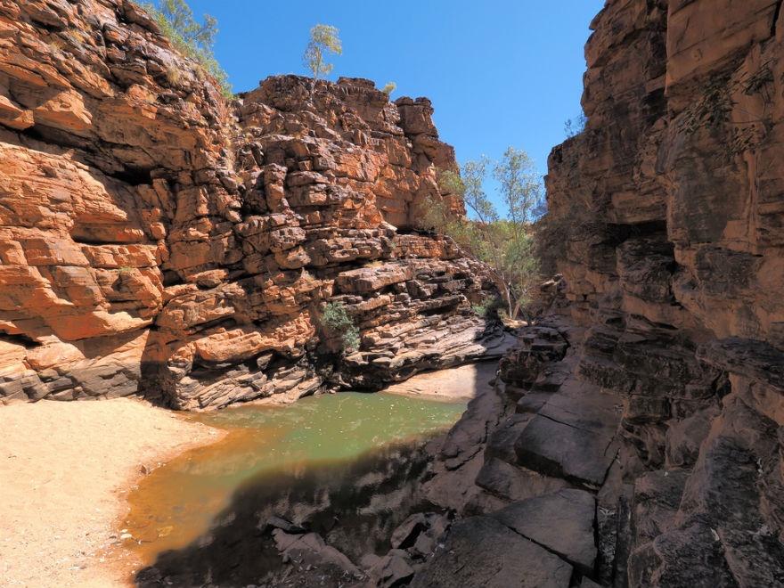 Viaggio in Australia, classic Larapinta trail a 2.985 euro