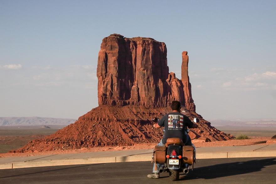 Tour in moto dei grandi parchi americani a 4.080 euro