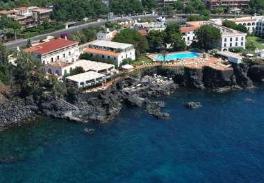 Grand Hotel Baia Verde, viaggio a Catania con sconto fino al 65%