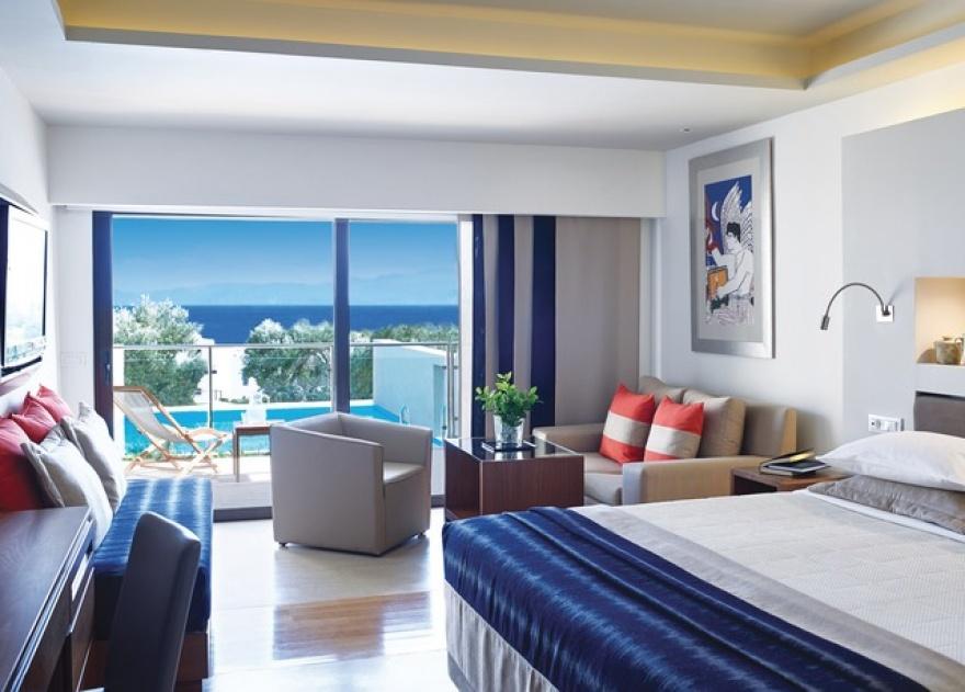 Porto Elounda Golf & Spa Resort, itinerario a Creta con sconto fino al 48%