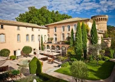 Chateau de Massillan, la Provenza con sconto fino al 63%
