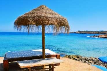 Pre-vacanza estiva sulle coste delle Baleari