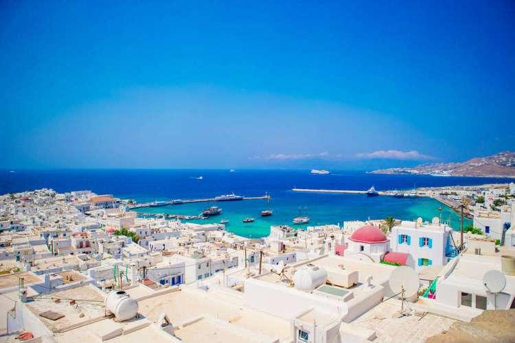 Agosto sulle spiagge più trasgressive della Grecia