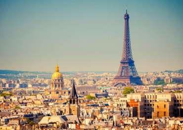Weekend di maggio per due a Parigi