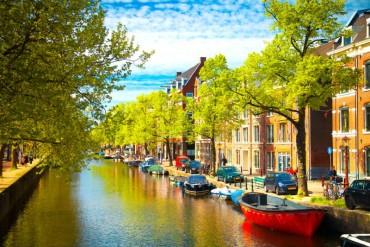 Ponte 2 giugno ad Amsterdam