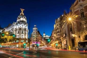Fuga d'amore a Madrid