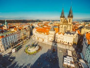 Weekend di giugno a Praga