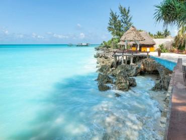 Luglio sulle coste di Zanzibar
