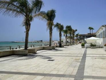 Luglio sulle coste meridionali della Sicilia