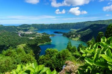 Tour delle Azzorre,le isole color smeraldo