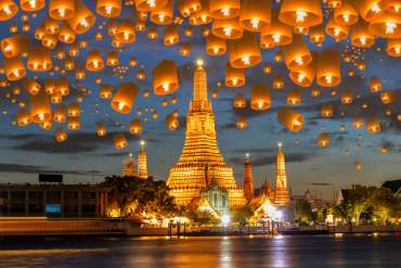 Vola a Bangkok con Qatar Airways