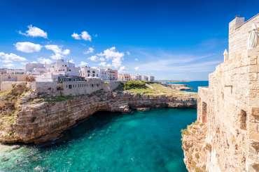 Puglia Polignano a Mare Pietra Blu Resort