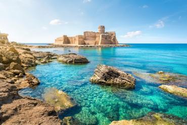 Calabria Isola di Capo Rizzuto