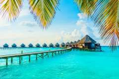 Maldive da sogno, otto giorni volo e trattamento all inclusive a soli 2216 euro