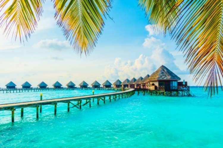 Maldive da sogno, otto giorni volo e trattamento all inclusive a...