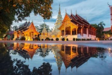 Capodanno: tour da Chiang Mai a Singapore da 2470€ solo colazione