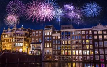 Capodanno ad Amsterdam, volo e Hotel da 489 euro solo colazione