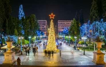Capodanno ad Atene a 569 euro mezza pensione