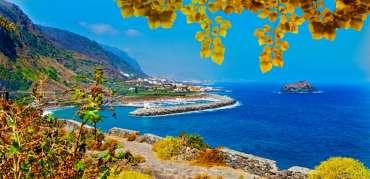 Autunno a Tenerife a partire da 730€ pensione completa