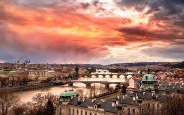 Ponte dell'Immacolata a Praga da 364€ solo colazione