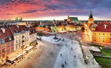 Epifania: Varsavia a partire da 409 euro solo colazione
