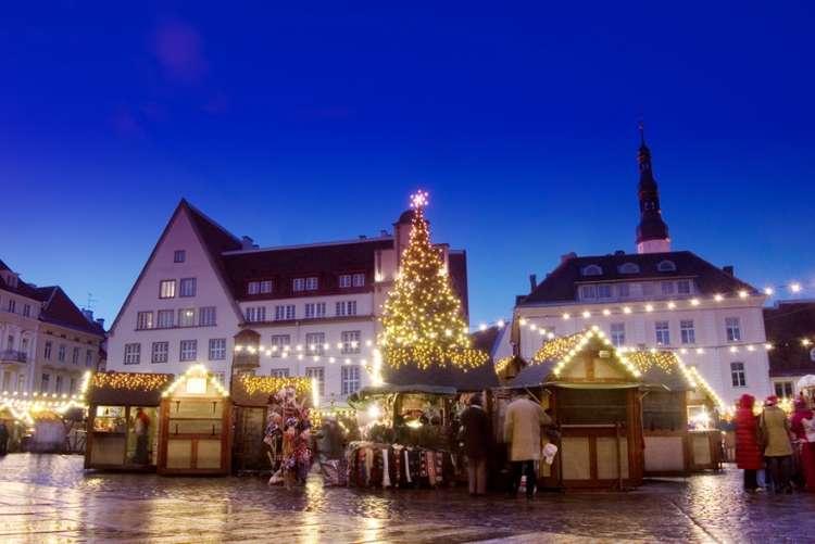 Capodanno a Tallinn a 405 euro