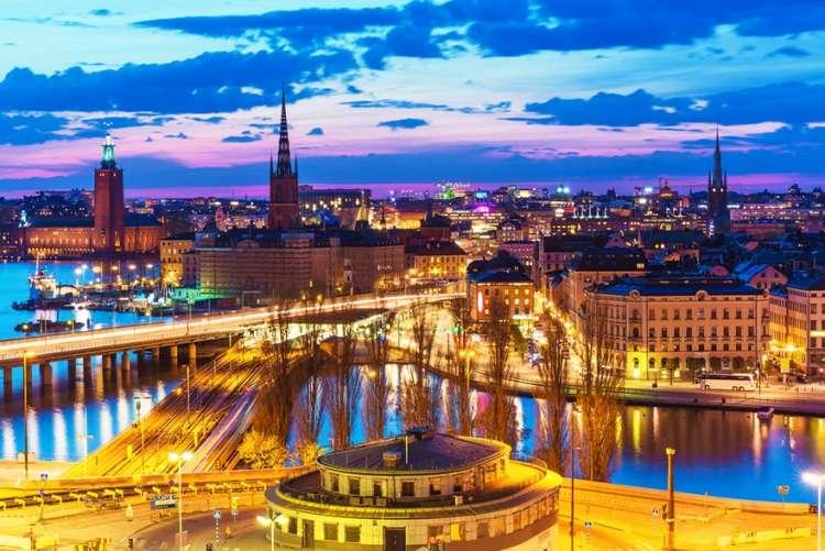 Ponte dell'Immacolata in Svezia a 845 euro