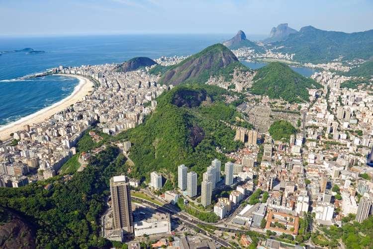 Capodanno in Brasile da 1.490 euro