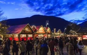 Mercatini di Natale in Trentino da 340 euro mezza pensione