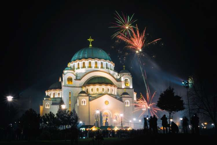 Capodanno a Belgrado da 590 euro