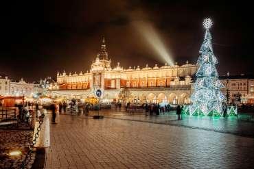 Mercatini di Natale a Cracovia da 650 euro