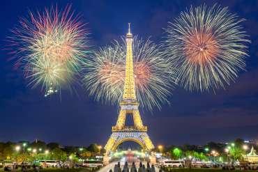 Capodanno a Parigi da 367 euro solo colazione